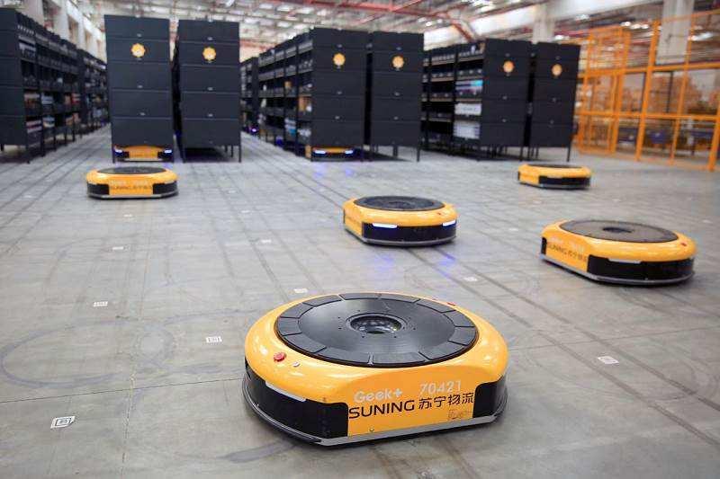 13部门推广利用物流机器人!这些挑战该如何应对?