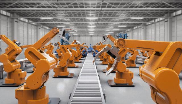 新基建背景下工业机器人迎增长期关键技术突破任重道远