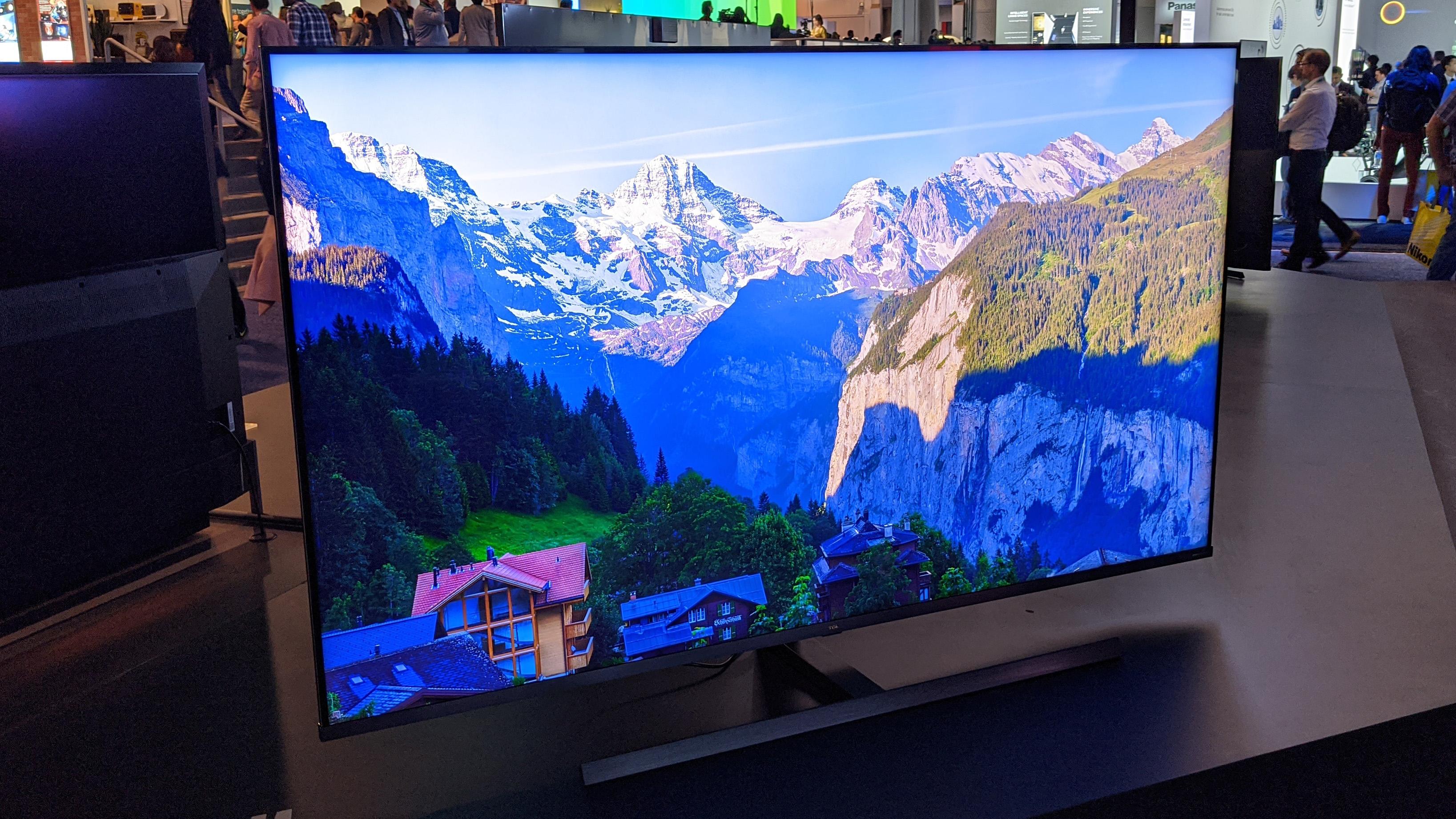 8K电视领导者,三星电视掌握彩电行业未来