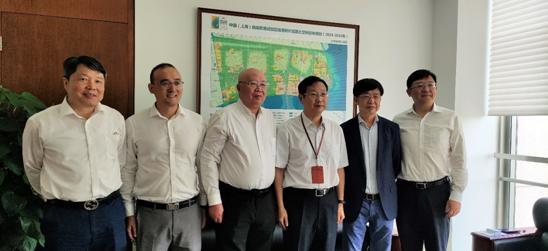 闵行开发区临港园区迎来中国芯片领域又一重大项目落地