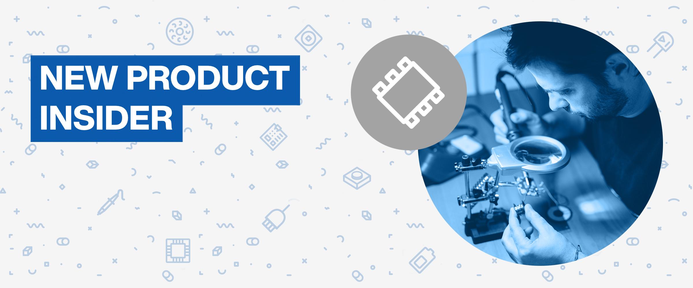 贸泽电子新品推荐:2020年8月率先引入新品的全球分销商