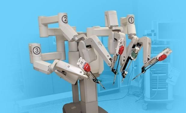 微创手术机器人