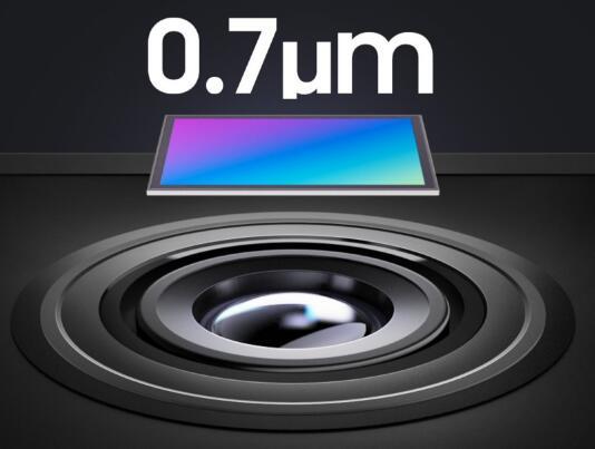 三星电子公布四种基于0.7um级工艺的图像传感器新品