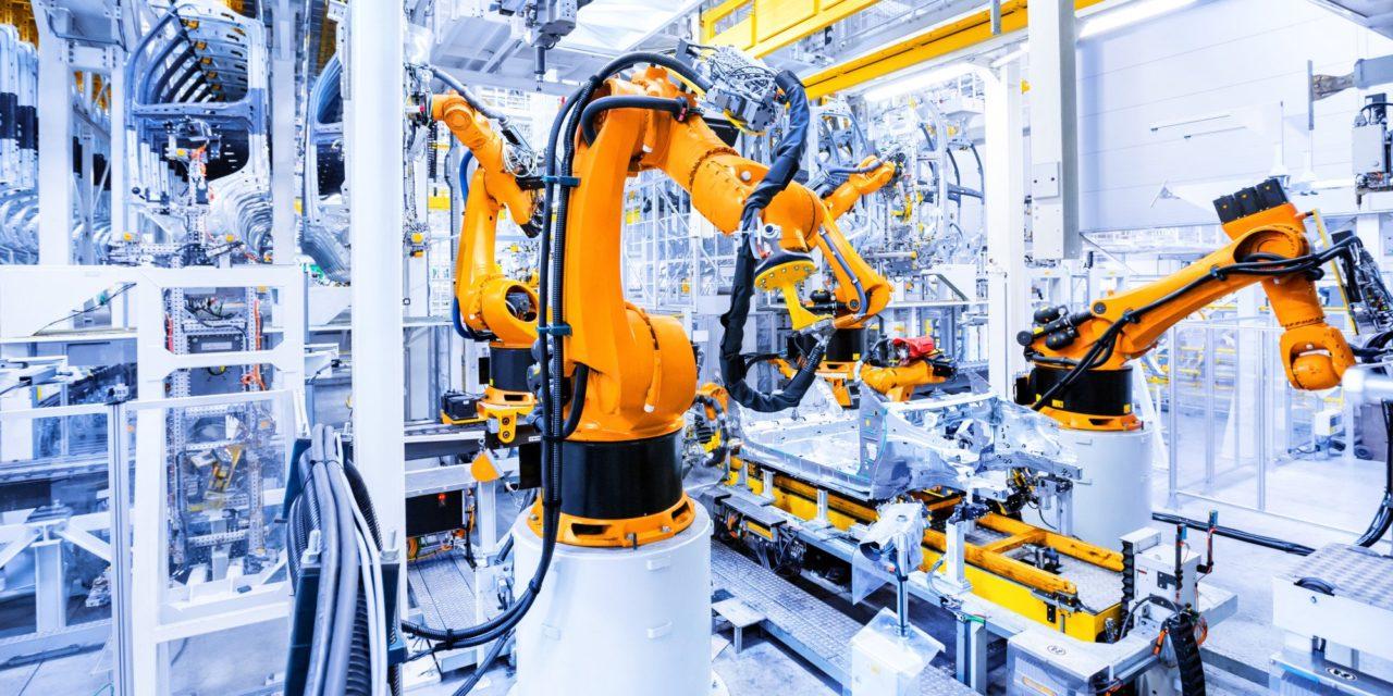 盘点2020工博会上的工业机器人