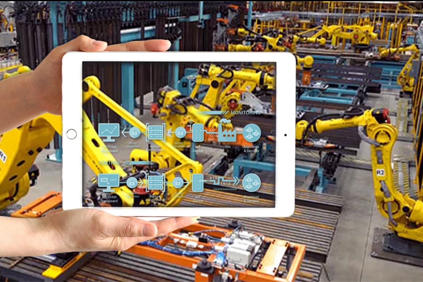 丁研 | 工业价值链走向工业4.0时代