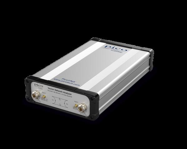 英国比克科技(Pico Technology)发布新一代8.5GHz矢量网络分析仪
