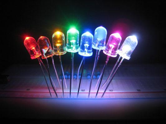 怎么样识别发光二极管的优劣以及使用