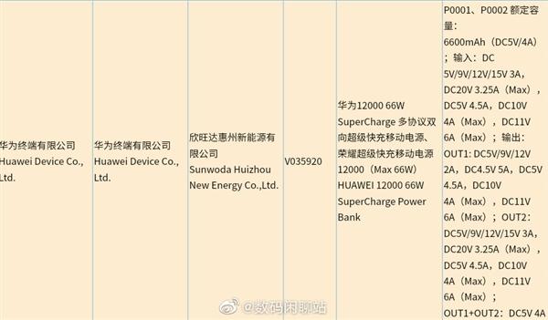 华为Mate 40手机首发66W快充 分析师:利好千亿充电器市场
