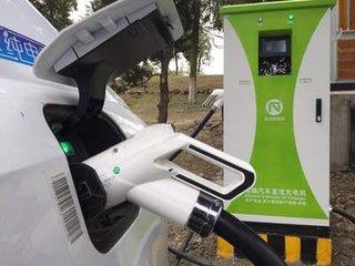 成都最大电动汽车公共充电站投运 助力城市交通绿色出行