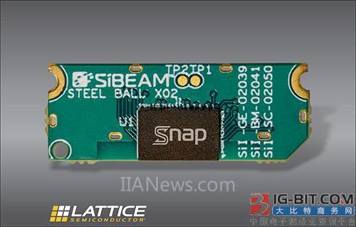 莱迪思Snap® 无线连接器产品系列迎来新成员