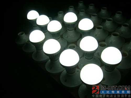 国内LED行业进入存量市场,四大变化成趋势