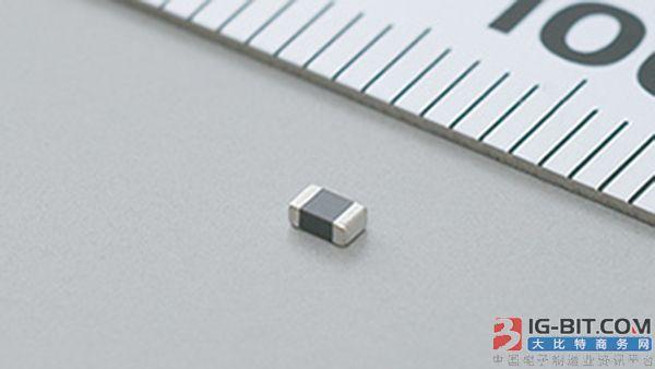 村田推出0805尺寸超高阻抗的汽车电源用铁氧体磁珠