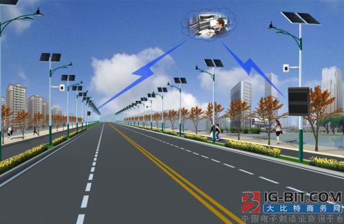 环保、智慧城市概念催生LED智慧路灯,云控制平台成关键技术