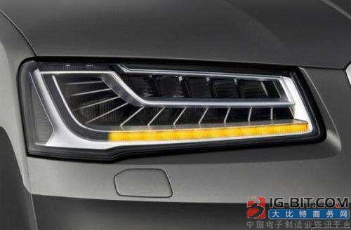 LED车灯已经成为汽车照明的一种潮流。