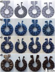 采用化学镀铜的高性能3D打印电子产品