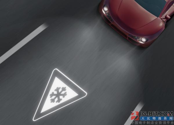 欧司朗Oslon Boost HX LED开创汽车照明新概念