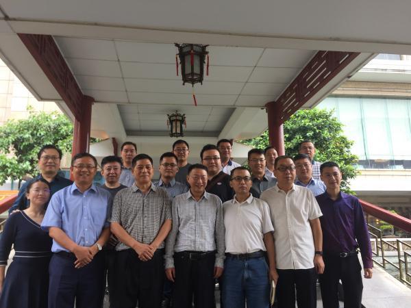 广东电子变压器企业与兰州大学共商校企合作