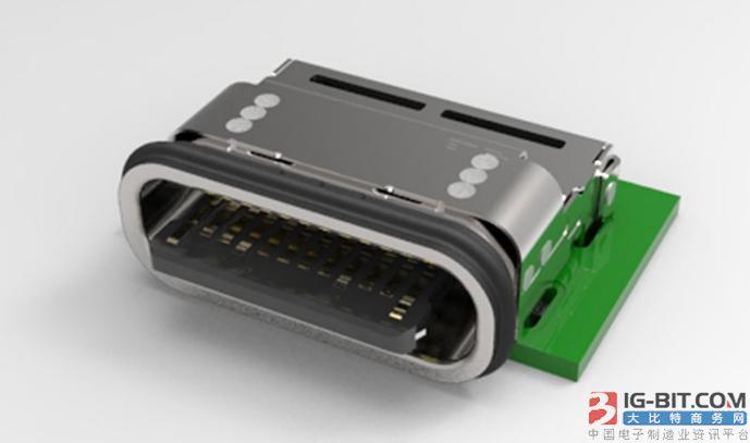 防水USB Type-C连接器正在成为当今消费产品的首选解决方案