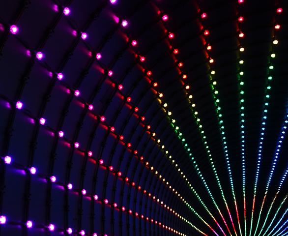 LED连接器照亮工业4.0时代