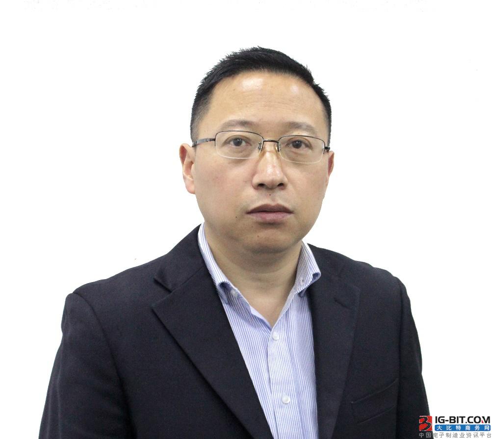 赛腾微电子总经理 黄继颇博士