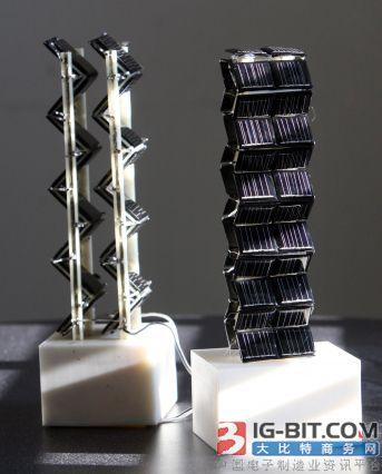新型双叠层太阳能电池高效稳定!