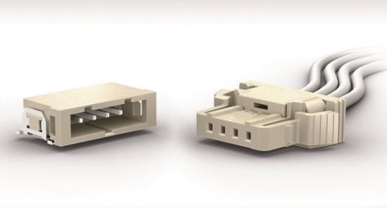 线对板连接器为汽车系统提供可靠的连接