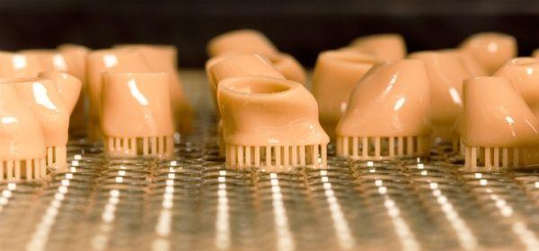 3D打印助听器