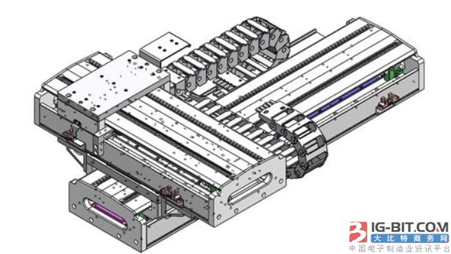 直线电机点胶机如何提高点胶精度及生产效率?