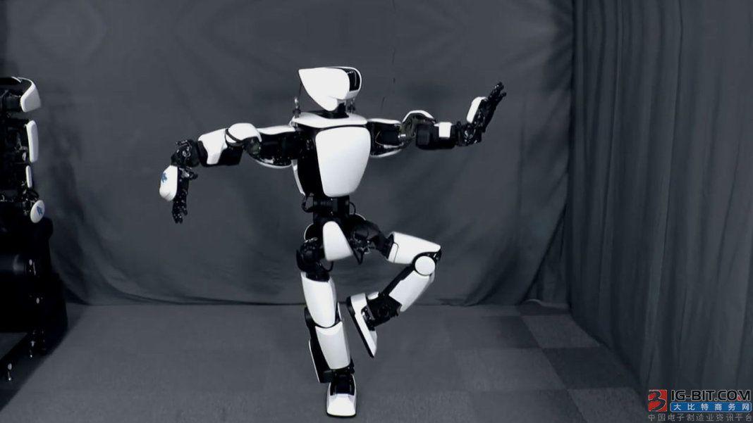 Hi,人形机器人!