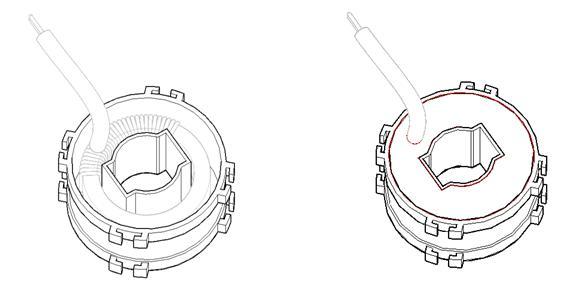 一种新型的开合式电流互感器的设计及实验分析