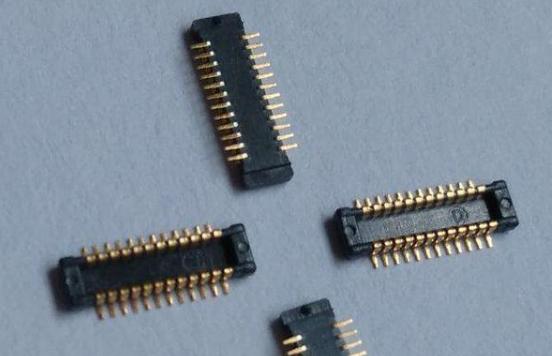 BTB连接器的测试显示,大电流弹片微针模组优势明显