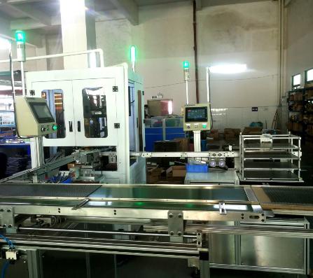 金刚磁业自动化生产设备