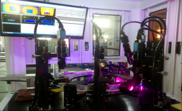 金刚磁业视觉检测设备
