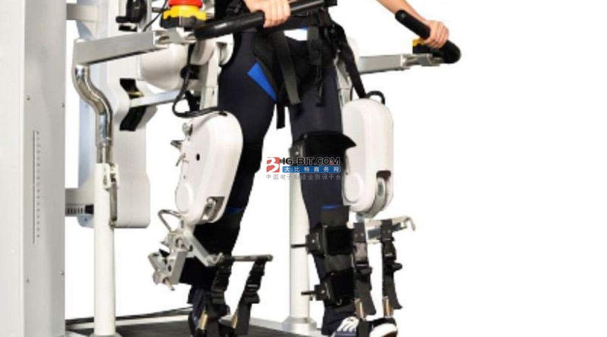 """市场需求日渐旺盛 康复机器人究竟有何""""魔力""""?"""