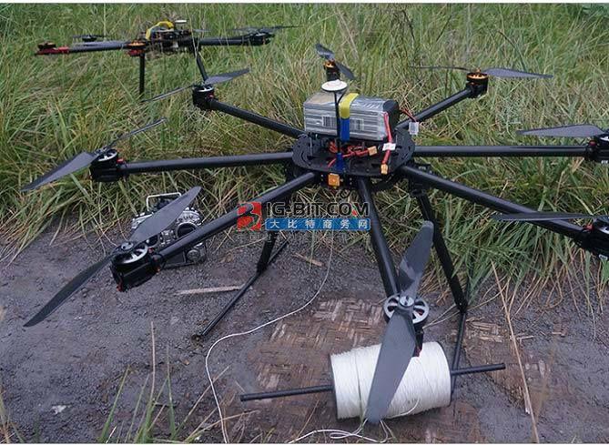 """专注工业无人机全自动飞行系统解决方案,""""复亚智能""""获数千万元A轮融资"""