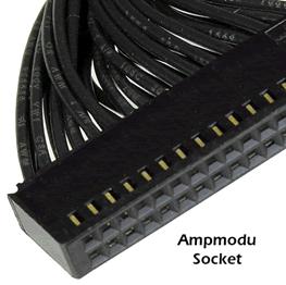 Ampmodu连接器