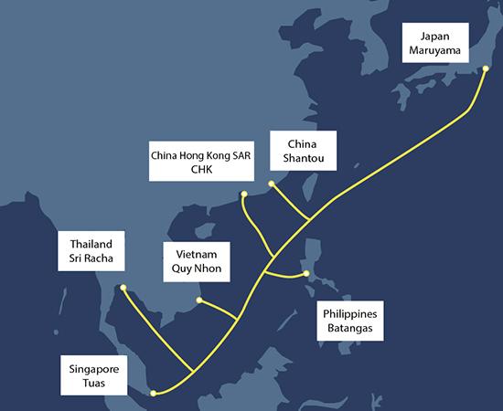 ADC与NEC合作建造新的亚太海底光缆