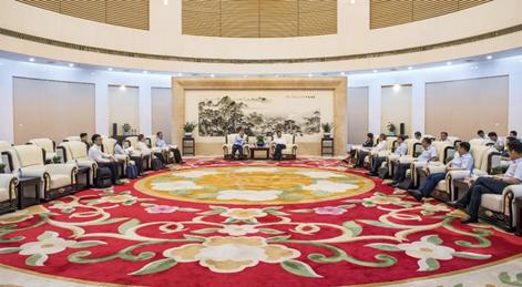 奕斯伟或有新项目落地合肥?安徽省委常委与王东升商谈产业合作事项