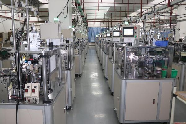 科瑞思27年研发绕线机   做宽磁性元件代工工序
