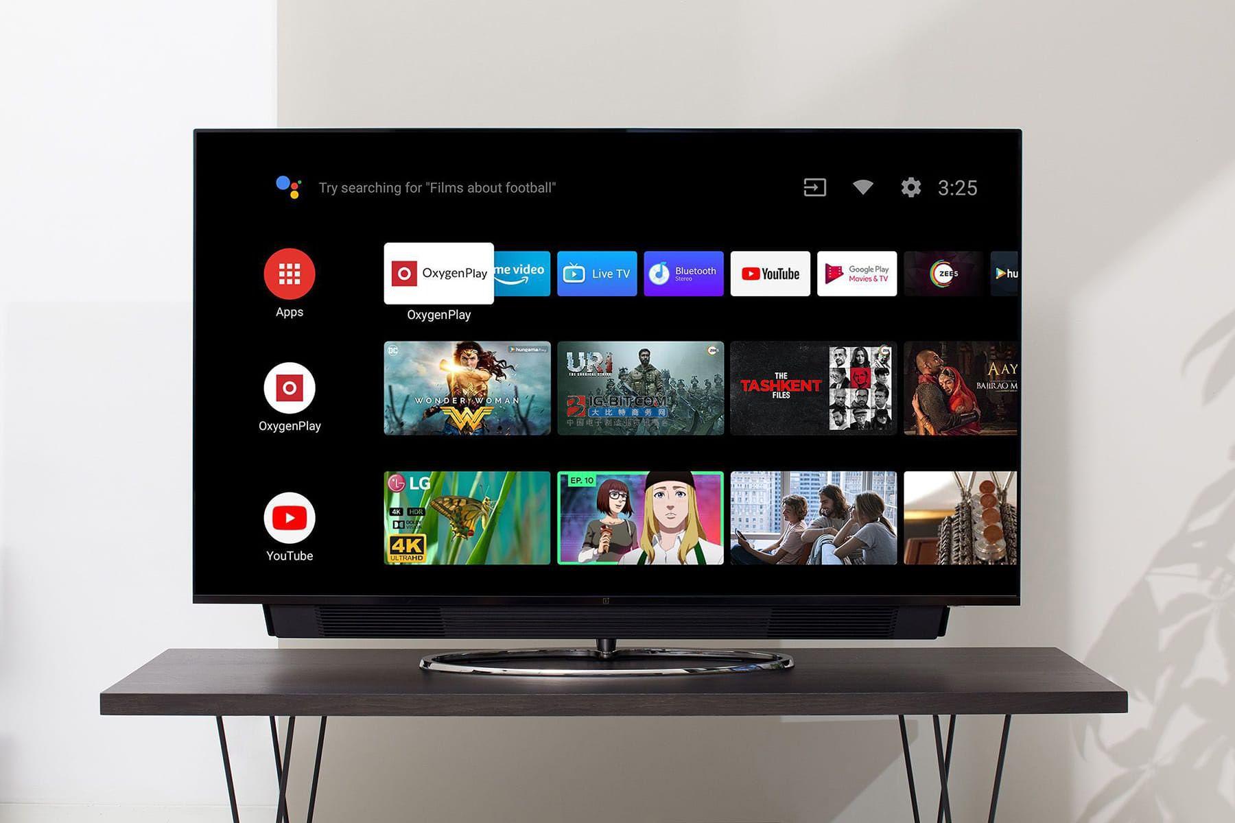 一加新电视的音画素质是亮点,但它还不准备卖给中国人
