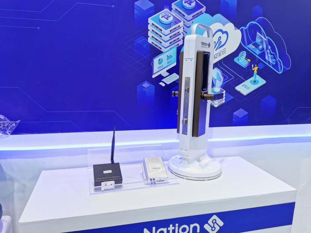 国民技术亮相慕尼黑电子展,推出众多新产品