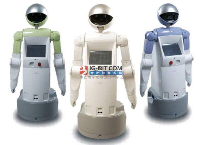 """新一代智慧机器人带来的不一样的""""智慧服务"""""""