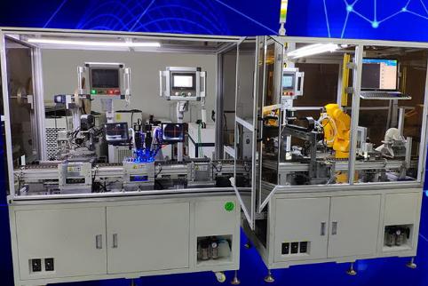 一體成型電感自動化設備發展現狀與技術展望