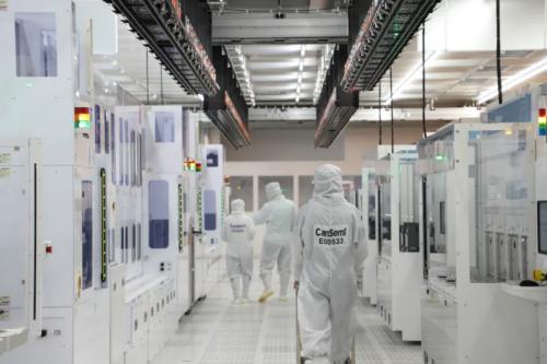 粤芯半导体产能爬坡进展快速,二季度出货量环比增长105%