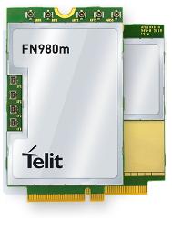 面向5G的高性能:儒卓力提供Telit新一代5G/LTE M.2卡