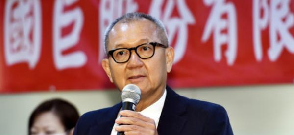 国巨董事长陈泰铭:被动元件产业下半年景气虽不明朗,但不悲观