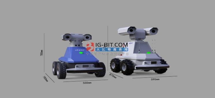 陕钢龙钢首台智能巡检机器人上线运行