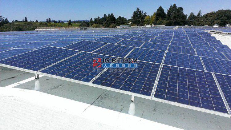 漳州龙文区首个大型工业厂房屋顶光伏项目发电并网