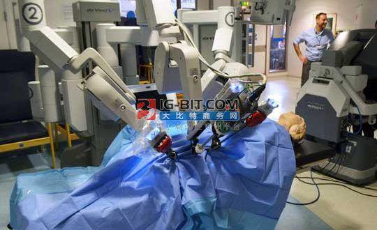 行业|34亿美元收购内窥镜机器人公司后,强生却暂停了手术机器人研究