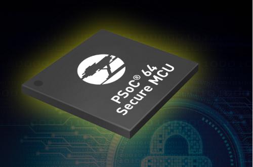 赛普拉斯量产集成 AWS 的物联网设备管理安全解决方案